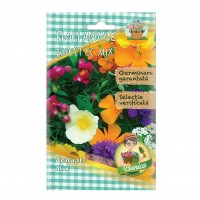 Seminte flori Micul Gradinar, amestec anuale