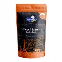 Hrana complementara pentru caini Bon Appetit Delicii, adult, carne de miel, 100g