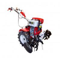Motocultor diesel Loncin LC1440, 10 CP, 3 viteze + roti