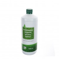 Ingrasamant pentru gazon, lichid, organic, 1000 ml