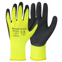 Manusi de protectie Marvel Marfoam, din nylon, marimea 9
