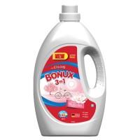 Detergent de rufe Bonux 3 in 1 Color Pure Magnolia, lichid, 65 spalari, 3.5 L
