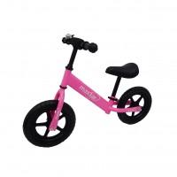 Bicicleta pentru copii, fara pedale, rosie, Maxtar A46268