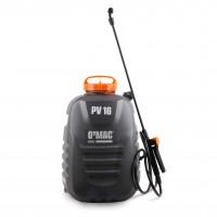 Pulverizator electric O-Mac PV 16, cu baterie, 16 l