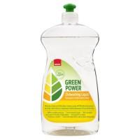 Detergent lichid pentru vase Sano Green Power, eco - friendly, extract aloe vera, 700 ml