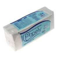 Prosop hartie V - Fold Papely, celuloza, alb, 2 straturi, 150 buc