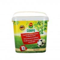 Ingrasamant gazon Compo, granule, 8 kg