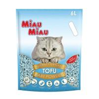 Asternut tofu Pure Baby Powder, Miau Miau, pentru pisici, 5kg