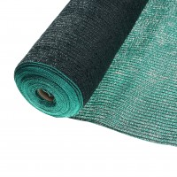 Plasa umbrire Versay, polietilena, protectie UV, verde, grad umbrire 75 %, 2 x 5 m
