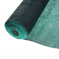 Plasa umbrire Versay, polietilena, protectie UV, verde, grad umbrire 75 %, 2 x 15 m