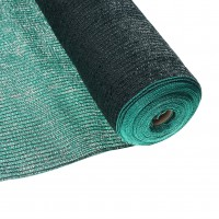 Plasa umbrire Versay, polietilena, protectie UV, verde, grad umbrire 75 %, 1.5 x 10 m