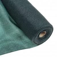 Plasa umbrire Versay, polietilena, protectie UV, verde, grad umbrire 85 %, 2 x 5 m