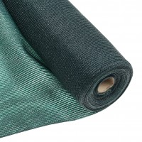 Plasa umbrire Versay, polietilena, protectie UV, verde, grad umbrire 85 %, 2 x 10 m