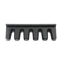 Suport pentru unelte de gradina IWN1-405U, plastic, gri, 31 x 7 cm