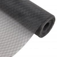 Plasa protectie insecte / tantari, Critex, polietilena, gri, 1.2 x 3 m
