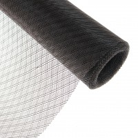 Plasa protectie insecte / tantari, Critex, polietilena, maro, 1.2 x 5 m