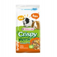 Hrana uscata pentru porcusori de guineea Crispy Muesli, Versele Laga, 1 kg