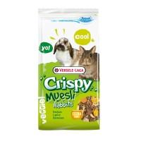 Hrana uscata pentru iepuri Crispy Muesli, Versele Laga, 1 kg