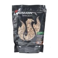 Aschii de afumare Landmann, lemn de ienupar, 500 g