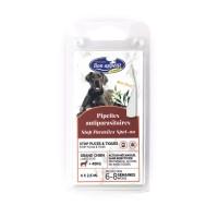 Pipeta antiparazitara Bon Appetit, pentru caini de talie mare, 45 kg, 4 x 2.5 ml