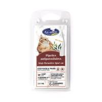 Pipeta antiparazitara Bon Appetit, pentru pisici, 2 x 1 ml