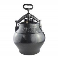 Ceaun Afgan sub presiune, aluminiu, negru, 33 x 45 cm, 15.4 L