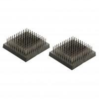 Capete de schimb pentru perie, Landmann Pure 13634. metal, 10 x 9 x 3 cm. set 2 buc