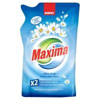 Rezerva balsam de rufe Sano Maxima Fresh, parfum romanita, 1 L