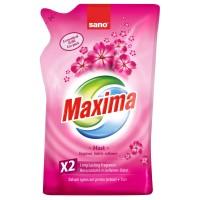 Rezerva balsam de rufe Sano Maxima Musk, parfum mosk, 1 L