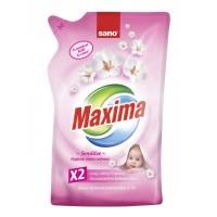 Rezerva balsam de rufe Sano Maxima Sensitive, parfum floral, 1 L