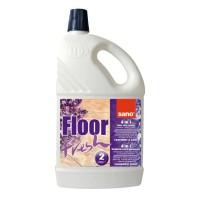 Detergent gresie si faianta Sano Floor Fresh Liliac, parfum liliac, 2 L