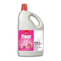 Detergent gresie si faianta Sano Floor Fresh Musk, parfum mosk, 2 L