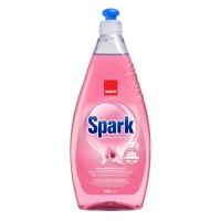 Detergent lichid pentru vase Sano Spark, parfum migdale, 500 ml