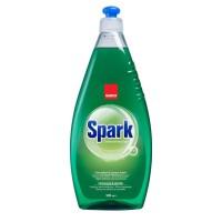 Detergent lichid pentru vase Sano Spark, parfum castravete, 500 ml