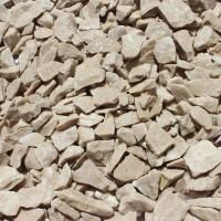 Marmura decorativa naturala sparta Cotswold, crem, interior / exterior, 7 - 15 mm, 20 kg