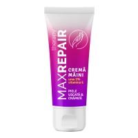 Crema de maini MaxRepair Therapy cu uree 5%, 50 ml