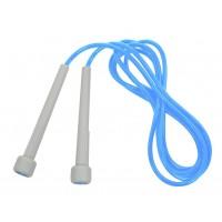 Coarda sarituri DHS Speed, PVC, albastru, 260 cm