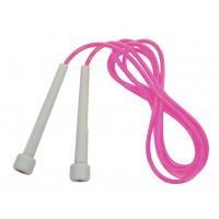 Coarda sarituri DHS Speed, PVC, roz, 260 cm