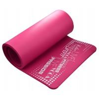 Saltea yoga DHS Exclusive Plus, spuma, roz, 180 x 60 x 1.5 cm