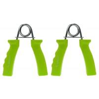 Set 2 flexori fitness DHS LifeFit Speed, verde