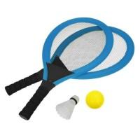 Set tenis de plaja LifefFit, abastru