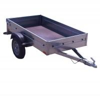 Remorca auto, Repo, R13, 750 kg, 202 x 108 x 30 cm