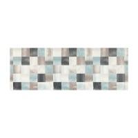 Covoras baie Friedola 77737, bej / albastru / negru, 80 x 50 cm