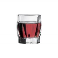 Pahar lichior, Dance, din sticla, 55 ml, set 6 bucati