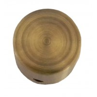Cap galerie, dop, 20 mm, auriu antic 2600271511