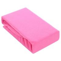 Husa saltea, tricot cu elastic, bumbac 100%, 160 x 200 cm