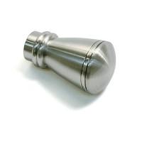 Cap galerie Chicago Siro, 20 mm, titan 10011167