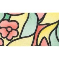 Autocolant vitraliu 11-2250, multicolor, 0.45 x 15 m