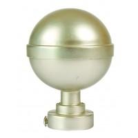 Cap galerie ball 25 mm inox 2740172511