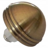 Cap galerie Ela, 16 mm, auriu antic